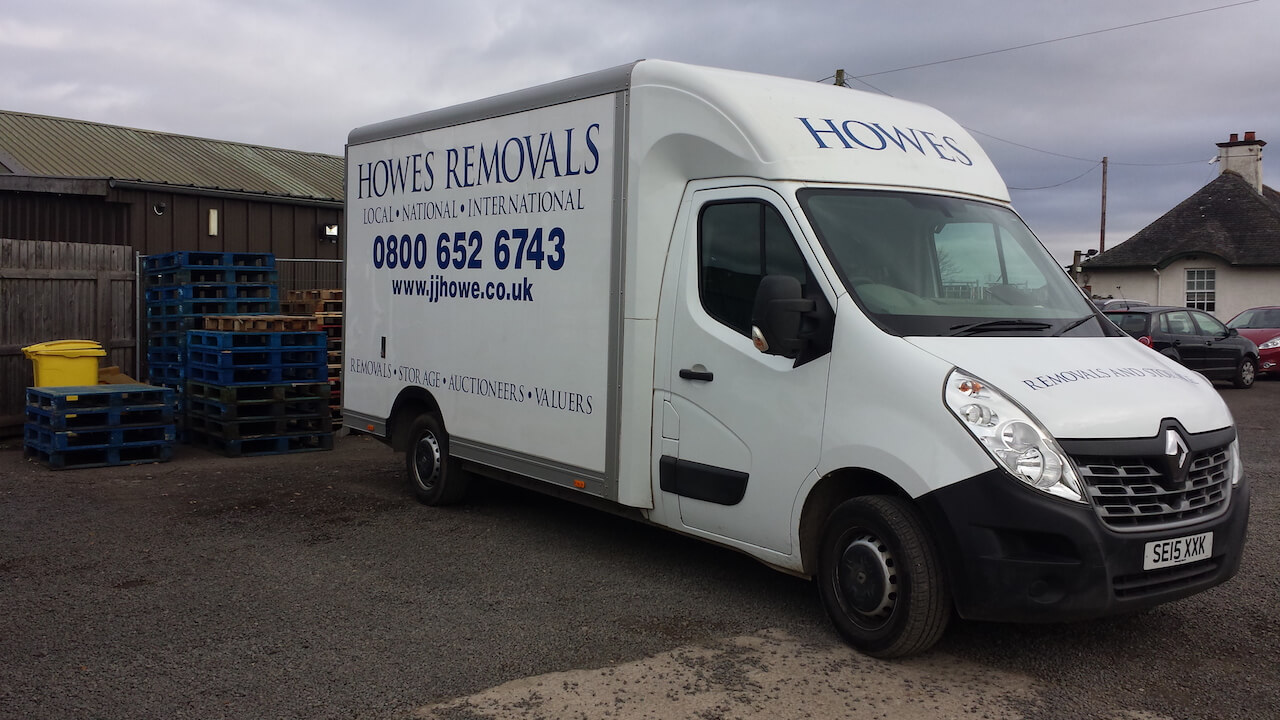 Tayside's Largest Family Owned Removal & Home Interior Company Company