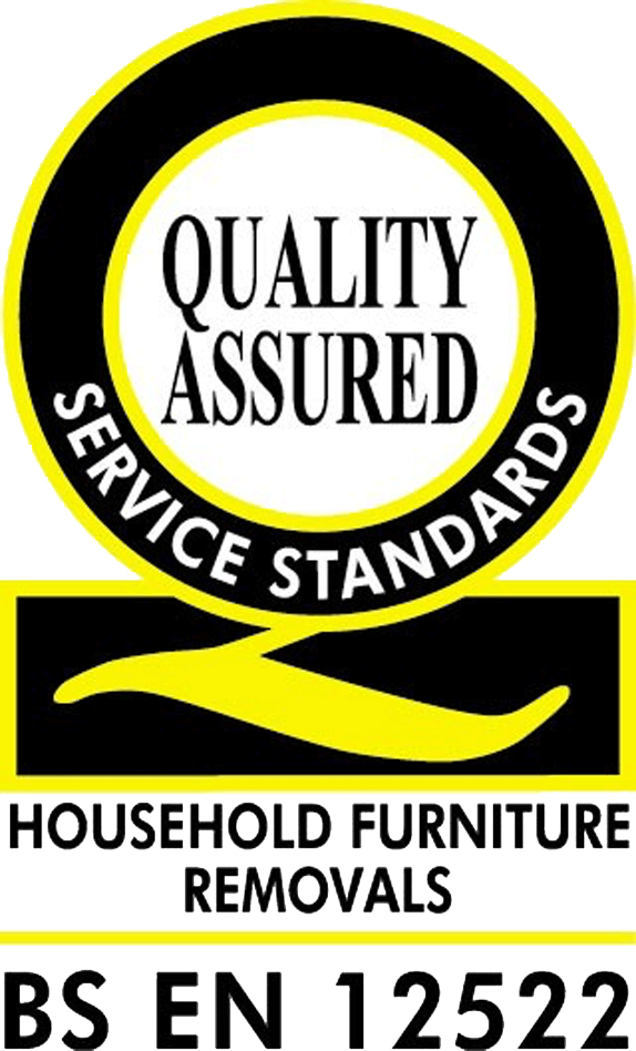 J & J Howe Removals & Storage Accreditation